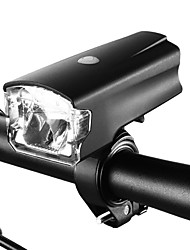 Недорогие -Светодиодная лампа Велосипедные фары Передняя фара для велосипеда Фары для велосипеда Велоспорт Велоспорт Водонепроницаемый Супер яркий Регулируется Быстросъемный Литий-ионная 1500 lm USB Белый