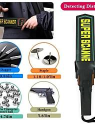 abordables -Detector de metales industrial portátil portátil md3003b1 Buscador de herramientas de super escáner profesional para verificar la seguridad de los aparatos seguros