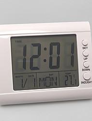 ieftine -ceas de ceas de masă modern contemporan plastic neregulate