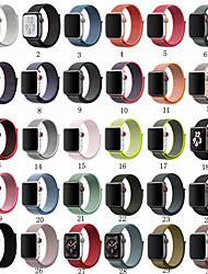 baratos -Pulseiras de Relógio para Apple Watch Series 4/3/2/1 Apple Pulseira Esportiva Náilon Tira de Pulso