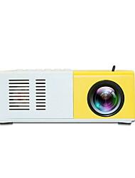 baratos -J9 LCD LED Projetor 30 lm Sistema Operativo LINUX Incorporado Apoio, suporte 720P (1280x720) 60 polegada