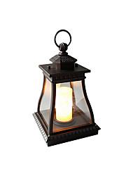 Недорогие -наружная колонка свет газон светильник водонепроницаемый современный современный наружные фонари столба металлическая колонна светильники прозрачного стекла оттенок IP 65
