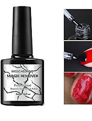Недорогие -8 мл для удаления геля для ногтей воскрешение воды выгружен клей гель взрыв магия удалить гель чистый обезжириватель для маникюра
