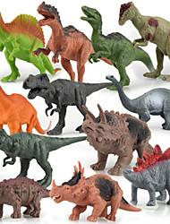 Недорогие -12 динозавры пакет модель костюм фигурки игрушку