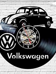 Недорогие -Volkswagen уникальные виниловые пластинки настенные часы украшения дома искусство лучший подарок для новых домов