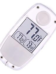 Недорогие -TS-809W ЖК-дисплей / TS-809G ЖК-дисплей солнечной энергии монитор домашнего окна термометр измеритель температуры белый