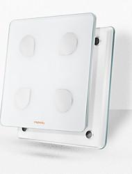 Недорогие -умный вес ванной Bluetooth цифровой вес лучший весы для ванной