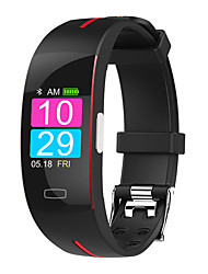 povoljno -p3 pametna narukvica bt fitness tracker podrška obavijesti / ecg / ppg / monitor otkucaja srca vodootporni smartwatch kompatibilni ios / android telefoni
