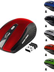 Недорогие -Maikou 2.4 г беспроводная мышь портативная оптическая мышь 1200 точек на дюйм для компьютерных ПК ноутбук геймер