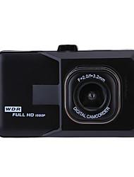 Недорогие -3.0 1080p автомобильная видеорегистратор dvr камера full hd автомобильный видеорегистратор видеорегистратор g-сенсор gps