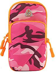 Недорогие -С ремешком на руку для Спортивные сумки Компактность Прочный Сумка для бега Полиэстер Универсальные Взрослые