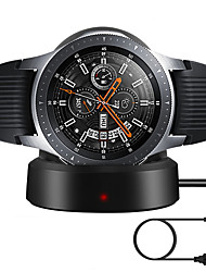 Недорогие -Smartwatch Charger / Док-зарядное устройство / Беспроводное зарядное устройство Зарядное устройство USB USB с кабелем 5 A DC 5V для Gear Sport / Gear S3 Frontier / Gear S3 Classic