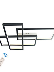 Недорогие -led40w современные скрытые светильники / потолочные светильники настенные бра, окрашенные с отделкой alnminum для гостиной, офисной комнаты в шоу-руме / теплый белый / белый / с возможностью
