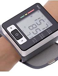 Недорогие -домашний интеллектуальный электронный монитор артериального давления запястья автоматический дом с / без голоса измеритель артериального давления тензометр