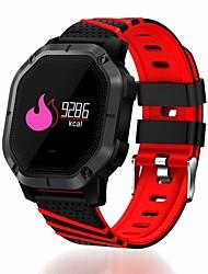 Недорогие -K5s умные часы часы шагомер артериального давления сердечного ритма кислорода в крови ip68 браслет фитнес-трекер