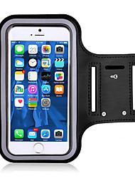 Недорогие -С ремешком на руку для Спортивные сумки Ультратонкий Прочный Сумка для бега пластик Универсальные Взрослые / iPhone 8/7/6S/6 / iPhone 8 Plus / 7 Plus / 6S Plus / 6 Plus