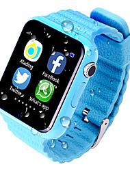 Недорогие -Смарт Часы Цифровой Современный Спортивные силиконовый 30 m Защита от влаги GPS Пульсомер Цифровой На каждый день На открытом воздухе - Черный Зеленый Синий