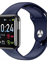 Недорогие -V5 Smart Watch BT Поддержка фитнес-трекер уведомить / ЭКГ + PPG монитор сердечного ритма спортивные SmartWatch совместимы с телефонами Samsung / Apple / Android