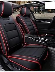 Недорогие -LITBest Чехлы на автокресла Чехлы для сидений Черный / Красный Полиэстер Деловые / Общий Назначение Volkswagen / Passat Все года