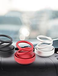 Недорогие -магнитная подвеска на 360 градусов вращение автомобильные очистители воздуха духи аромат автомобиля укладка украшения кондиционер воздухопроницаемый