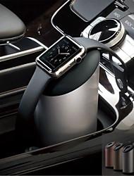 Недорогие -алюминиевая подставка для Apple Watch серии 4/3/2/1 с беспроводной зарядкой (без кабеля для передачи данных)