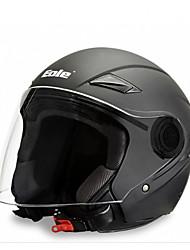 billige -EOLE COSMOS Jet DS Halvhjelm Voksen / Teenager Unisex Motorcykel hjelm Hurtighed / Vaskbar / Anti-Bære