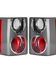 billige -litbest 1 stk bilpærer baglygter bilbremselygte til universal range rover3 / range rover vogue l322 2002-2009 alle år rød hvid