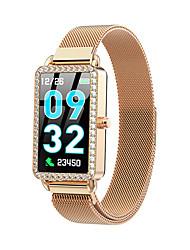 Недорогие -A88 г умный браслет монитор сердечного ритма артериального давления кислорода спорт браслет фитнес-трекер женщины умные часы женщины
