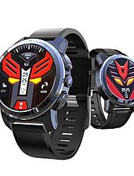Недорогие -kospet optimus pro 3g 32g 4g-lte двухчиповая система видеонаблюдения часы amoled 8.0mp 800 мАч gps часы smart google play watch - черный