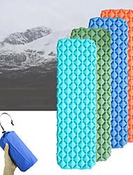 Недорогие -Надувной спальный коврик Походный коврик Надувной матрас На открытом воздухе Походы Компактность Легкость Влагонепроницаемый ТПУ Нейлон 195*58 cm / Ультралегкий (UL) / Ультралегкий (UL)