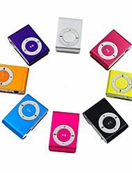 1f2ea0219 abordables Reproductor MP3-Nueva gran promoción espejo reproductor de mp3  portátil mini clip reproductor de