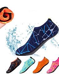 Недорогие -Носки для плавания Аква Носки Полиэстер для Взрослые - Противозаносный Плавание Дайвинг Для погружения с трубкой Водные виды спорта