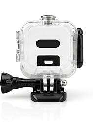Недорогие -Водонепроницаемые кейсы Кейс Водонепроницаемый футляр Для Экшн камера Gopro 4 Session Дайвинг Для погружения с трубкой На открытом воздухе пластик
