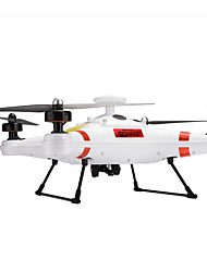 Недорогие -RC Дрон IDEAFLY POSEIDON-PRO-1 BNF 10CH 5.8G / WIFI С HD-камерой 5 mega-pixel 1080P Квадкоптер на пульте управления Возврат Oдной Kнопкой / зAвисать Квадкоптер Hа пульте Yправления / Пульт Y