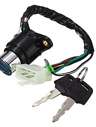 Недорогие -Мотоцикл ключ зажигания замок замок ремесло в сборе для Honda cb125 / cm400 / cb400