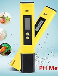 Недорогие -Портативный жк-цифровой рН-метр тестер инструмент вино вода бассейн аквариум ручка ph