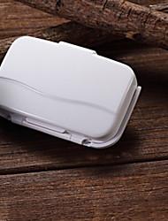 Недорогие -H-215G Электронный шагомер Другие ОС На открытом воздухе / Светодиодная лампа / Ультралегкий (UL) Датчик поворачивания экрана Смешанные материалы Перламутрово-белый