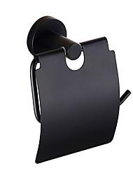 Недорогие -Держатель для туалетной бумаги Новый дизайн / Cool Современный Сплав титана 1шт На стену