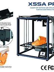 Недорогие -Tronxy® X5SA pro 3д принтер 330*330*400 0.4 мм Своими руками / Поддержка нити детектор / Одинарное сопло