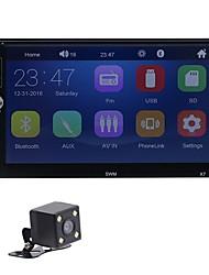 Недорогие -7 дюймовый Автомобильный MP5-плеер MP3 для Универсальный Поддержка MP3 / WMA / WAV