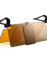 Недорогие -безопасность автомобиля вождение солнцезащитный козырек с антибликовым покрытием козырек автомобиля дневное / ночное видение зеркало для вождения
