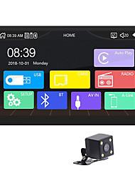 Недорогие -SWM-X2 7-дюймовый Windows CE автомобиль MP5-плеер HD сенсорный экран стерео радио USB-связь для Apple Carplay / MP3 / встроенный Bluetooth для универсальной поддержки AVI / RM / RMVB / WMA / WAV JPG