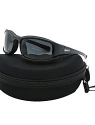 Недорогие -портативные поляризованные очки солнцезащитные очки 3 линзы охота стрельба езда на велосипеде очки мотоцикла рамка цвет-поляризованная версия