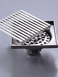 Недорогие -пол из нержавеющей стали квадратная ванная комната душевая кабина ситечко линейные крышки раковина линейная канализация