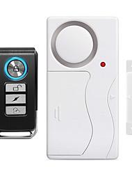 Недорогие -Беспроводная противоугонная система дистанционного управления дверной и оконной сигнализацией системы домашней безопасности