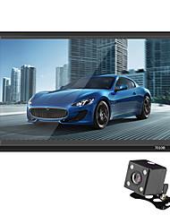 Недорогие -общий автомобиль 7 '' сенсорный экран Bluetooth автомобильный радиоприемник аудио aux usb поддержка камера заднего вида
