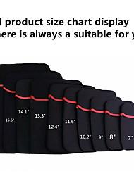 Недорогие -ноутбук водонепроницаемые сумки ноутбук чехол 15,6 / 17-дюймовый компьютер женщины мужчина универсальный рукав
