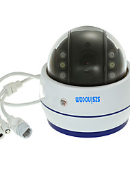 Недорогие -szsinocam @ ip66 1080p мини-Wi-Fi Поддержка PTZ Интерком Звуковая сигнализация Внешний слот для карт TF (макс. 128 г) Поддержка функции кнопки восстановления