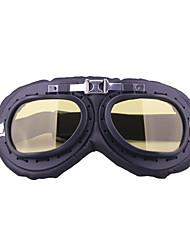 Недорогие -практичные очки для мотоциклистов очки в ретро-стиле