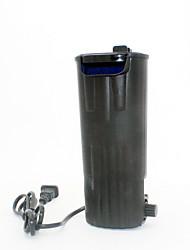 Недорогие -Фильтры Фильтр аквариума Фильтр для аквариума 1 Автоматическое вкл. / выкл. Чистка Офис ABS 220-240 V 1 / # / #
